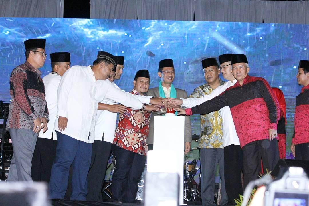 Lemtatiqi Kembali Lepas Peserta MTQ Palembang
