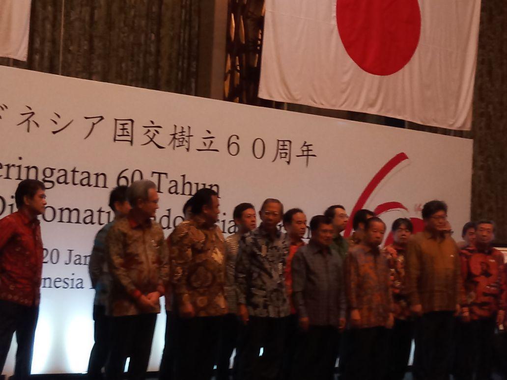 Mudir Hadiri 60 Tahun Diplomatik Indonesia-Jepang