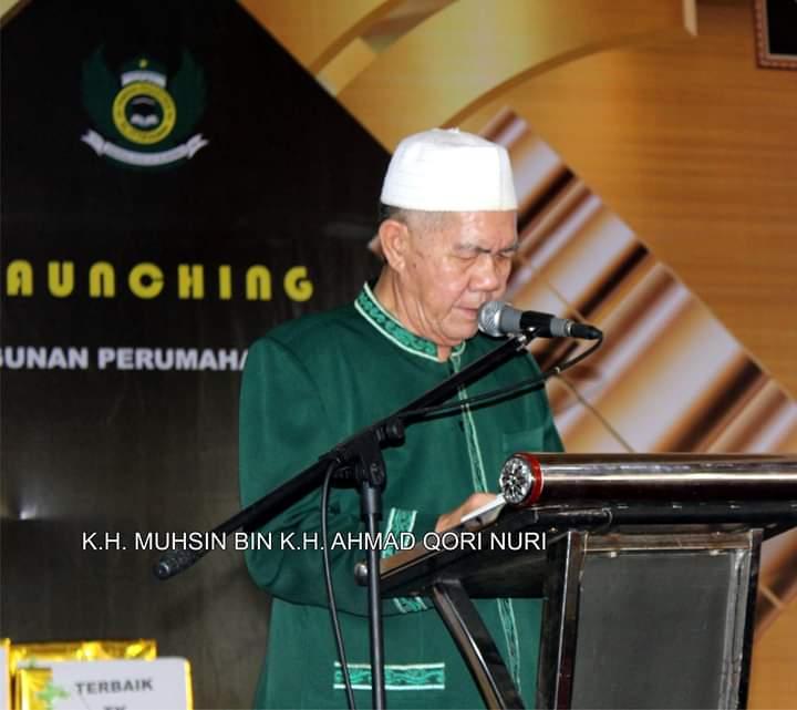 Al-Ittifaqiah Kehilangan Sosok Kyai Muhsin Qori