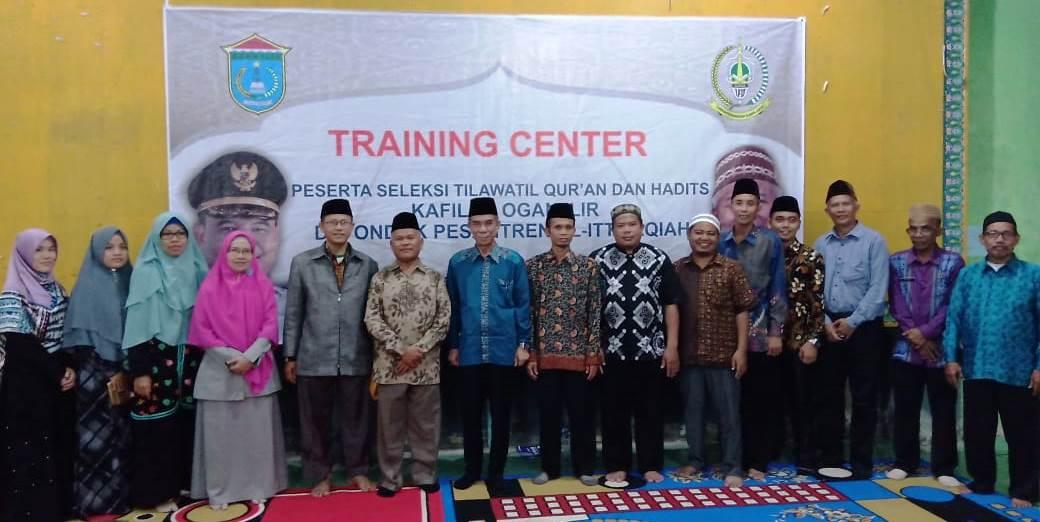 LPTQ Evaluasi TC Kafilah Ogan Ilir