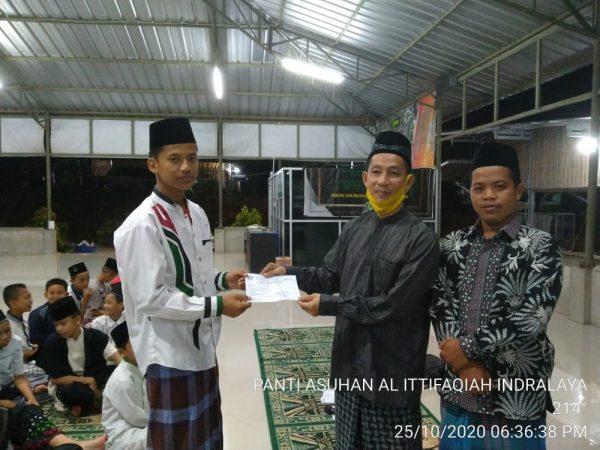 Kurang Donatur, Panti Asuhan Islam Al-Ittifaqiah Hanya Mampu Subsidi 50 Persen Dana Ujian Semester