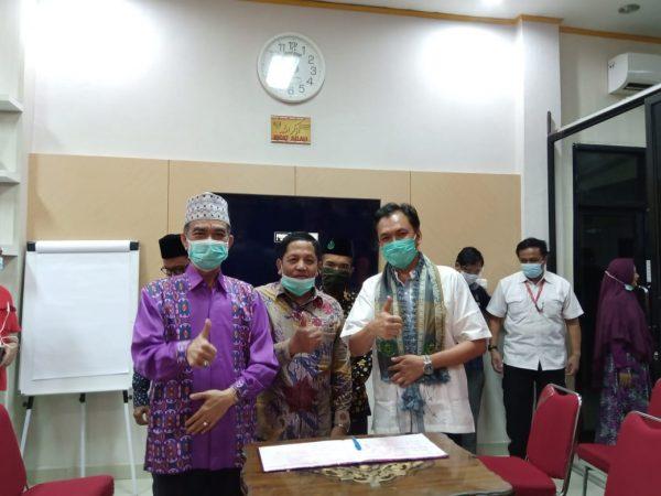 BPH Migas Siap Bangun Pusat Mini SPBU Wilayah Sumatera di Al-Ittifaqiah