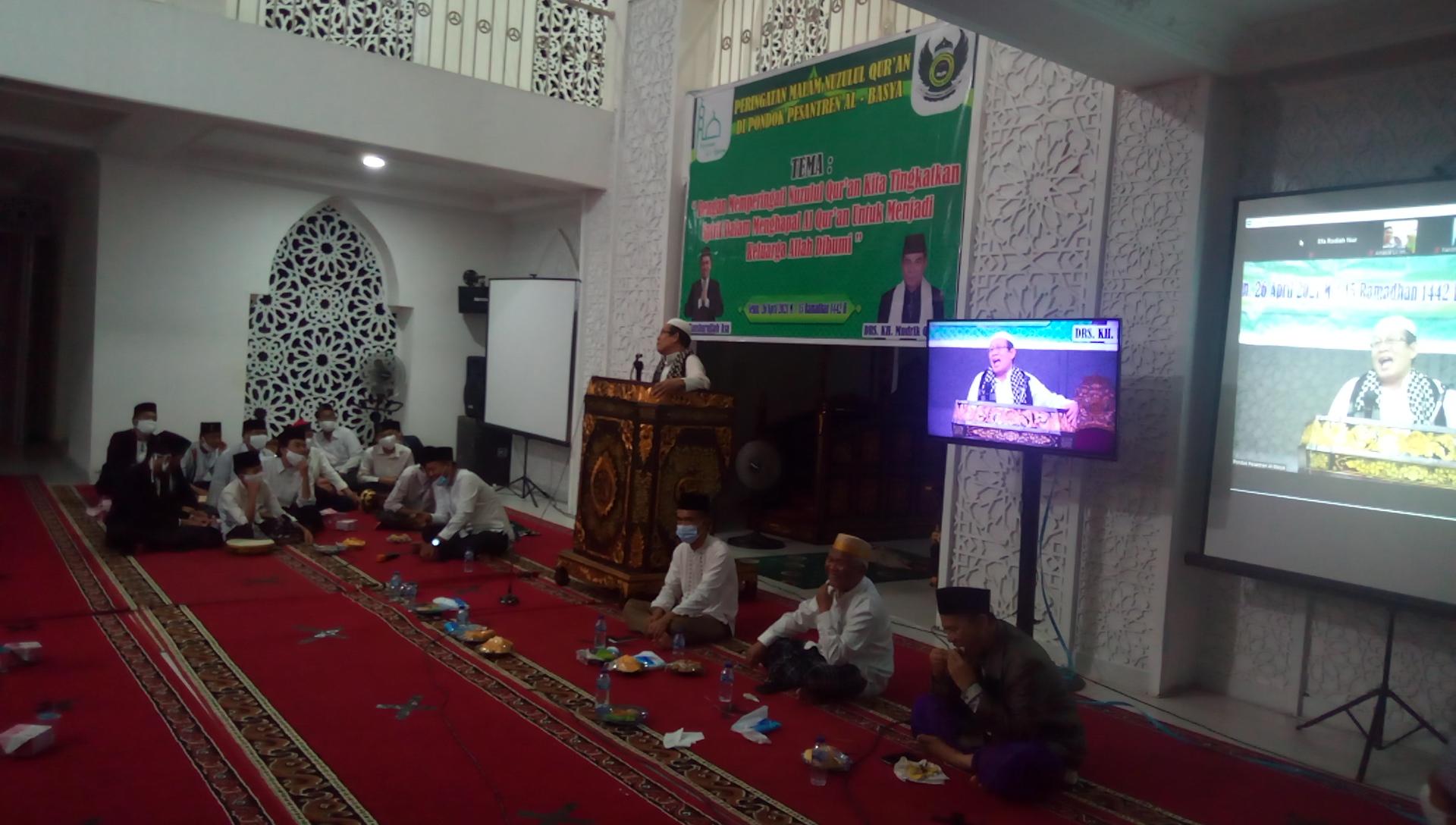 Komitmen Ponpes Albasya untuk Dunia Pendidikan Islam