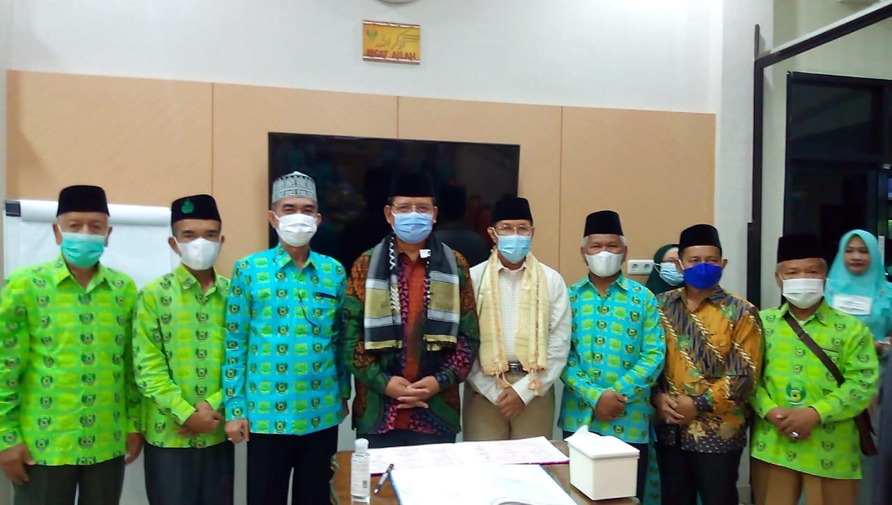 STITQI Resmi Jadi Institut Agama Islam Al-Quran Al-Ittifaqiah Indralaya