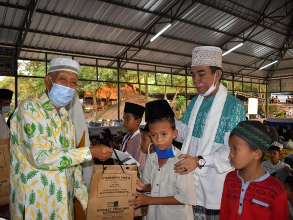 Panti Al-Ittifaqiah Ajak Umat Jadi Donatur 168 Santri Yatim Piatu