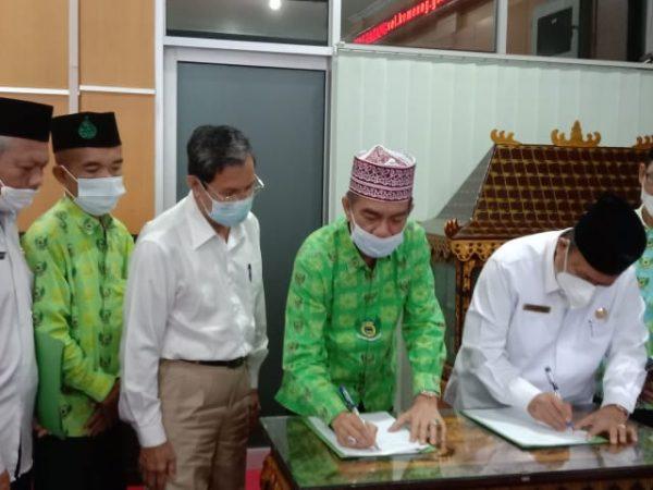 Kakanwil Rekomendasi Guru Madrasah Kuliah di IAIQ