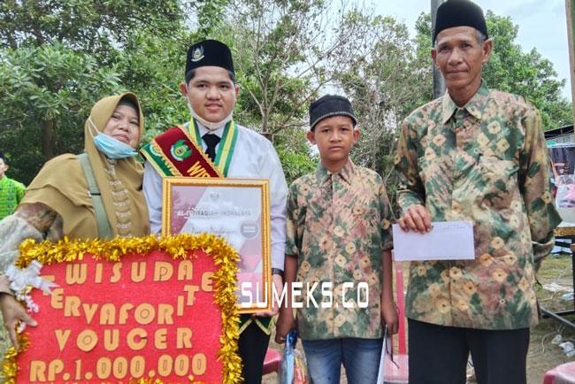 M Fadhul Amal, Wisudawan Terbaik 2021