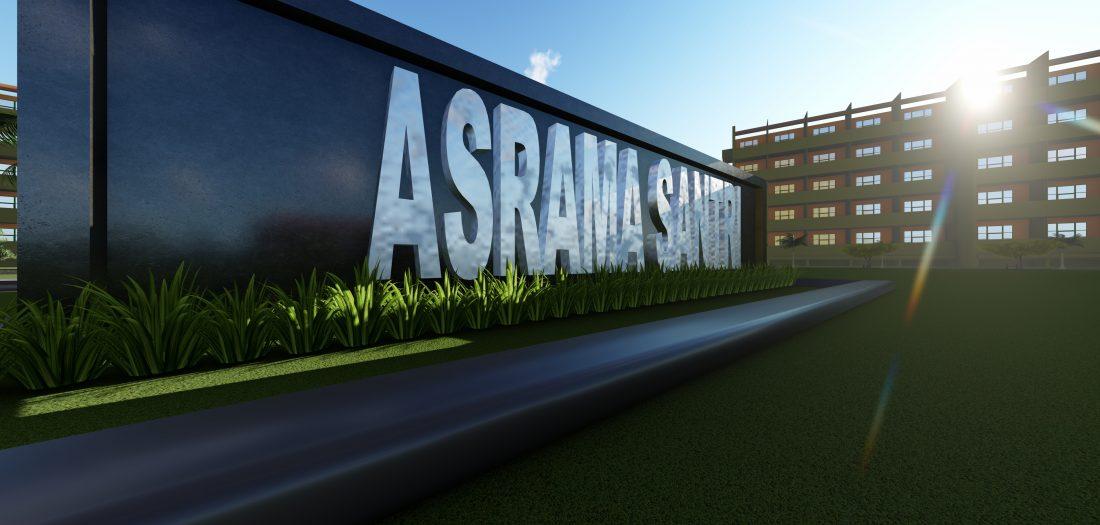 Asrama Bagdad City