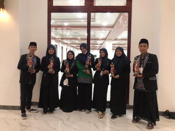 Dua Santri Ittifaqiah Juara STQH Nasional Maluku Utara